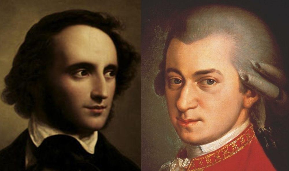 Mozart-Mendelssohn